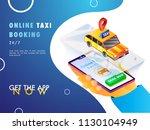 isometric illustration of a...   Shutterstock .eps vector #1130104949