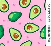 Healthy Food. Avocado Print...