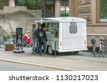 turku  finland   8 7 2018 ... | Shutterstock . vector #1130217023