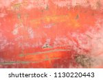 close up of peeling paintwork... | Shutterstock . vector #1130220443