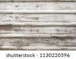 close up of a rusting metal... | Shutterstock . vector #1130220596