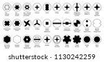 Various Types Of Screws And...