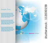 eps10 vector abstract corporate ...   Shutterstock .eps vector #113030158