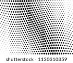 abstract halftone wave dotted...   Shutterstock .eps vector #1130310359