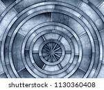steel metal plate background ... | Shutterstock . vector #1130360408
