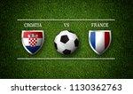football match schedule ... | Shutterstock . vector #1130362763
