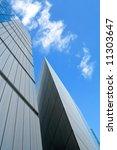 very sharp skyscraper building...   Shutterstock . vector #11303647