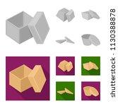 case  shell  framework  and...   Shutterstock .eps vector #1130388878