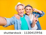happiness rest relax lifestyle... | Shutterstock . vector #1130415956