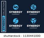 modern professional vector set  ... | Shutterstock .eps vector #1130441000