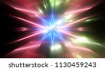 abstract multicolored... | Shutterstock . vector #1130459243
