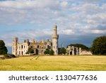 ducketts grove ruins. old... | Shutterstock . vector #1130477636