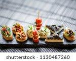 Spanish Gourmet Creative Tapas...