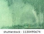 abstract green and blue hue... | Shutterstock . vector #1130490674