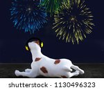 3d Rendering Of A Dog Wearing...