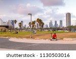 tel aviv yafo  israel   june 10 ... | Shutterstock . vector #1130503016