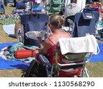 portland  oregon   jul 5  2018  ... | Shutterstock . vector #1130568290
