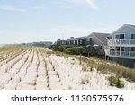 ocean front property long beach ...   Shutterstock . vector #1130575976