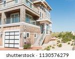 beachfront real estate lbi new...   Shutterstock . vector #1130576279