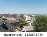 aerial view of long beach...   Shutterstock . vector #1130576750