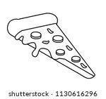 fast food design | Shutterstock .eps vector #1130616296