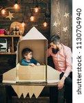 career and adventure concept.... | Shutterstock . vector #1130704940