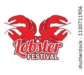 Lobster Logo For Lobster...