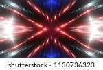 abstract red background.... | Shutterstock . vector #1130736323