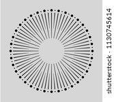 design monochrome geometric...   Shutterstock .eps vector #1130745614
