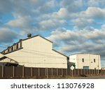 old factory | Shutterstock . vector #113076928