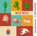 collection of wild west...
