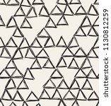 vector seamless pattern.... | Shutterstock .eps vector #1130812259