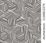 vector seamless pattern.... | Shutterstock .eps vector #1130812274