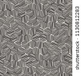 vector seamless pattern.... | Shutterstock .eps vector #1130812283
