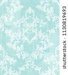 Vintage Baroque Pattern Textur...