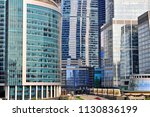 moscow  russia   may 02  view... | Shutterstock . vector #1130836199