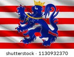 flag of bruges is the capital... | Shutterstock . vector #1130932370