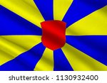 flag of west flanders is the... | Shutterstock . vector #1130932400