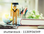 education knowledge learning... | Shutterstock . vector #1130936549