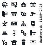 set of vector isolated black...   Shutterstock .eps vector #1130942423