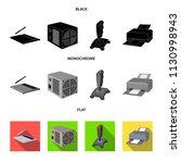 power unit  dzhostik and other... | Shutterstock . vector #1130998943