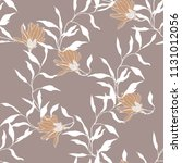 abstract elegance pattern with... | Shutterstock .eps vector #1131012056