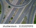 top view  aerial photos ...   Shutterstock . vector #1131029393