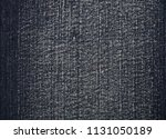 close up jeans texture... | Shutterstock . vector #1131050189