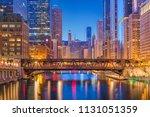 Chicago  Illinois  Usa...