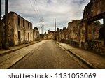 The Village Of Oradour Sur...