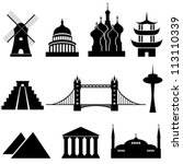 World's Famous Landmarks And...