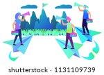 teamwork.business people man... | Shutterstock .eps vector #1131109739