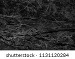 abstract natural black marble... | Shutterstock . vector #1131120284