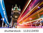 Tower Bridge In London  Uk At...